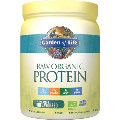 Raw Organic Protein Unflavoured