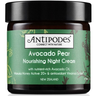 Avocado Pear Night Cream