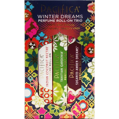 Winter Dreams Perfume Roll-on Trio