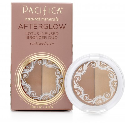 Afterglow Lotus Bronzer Duo