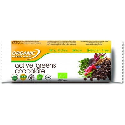 Active Greens Chocolate 68g