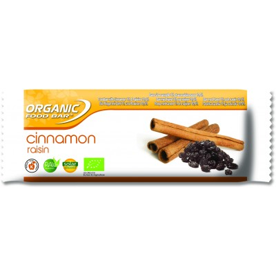 Cinnamon Raisin 50g