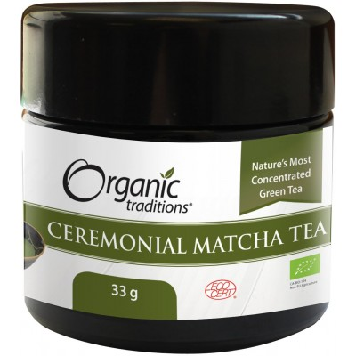 Organic Ceremonial Matcha Tea