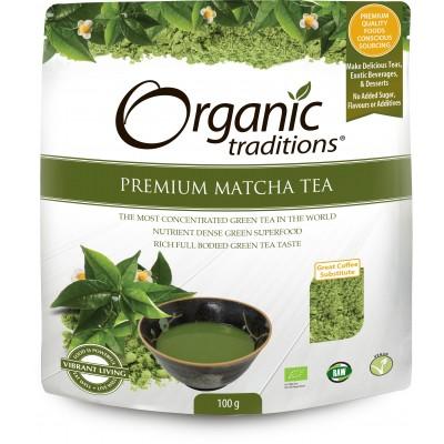 Organic Premium Matcha Tea