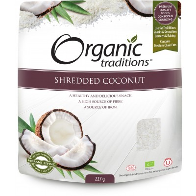 Organic Coconut Shredded