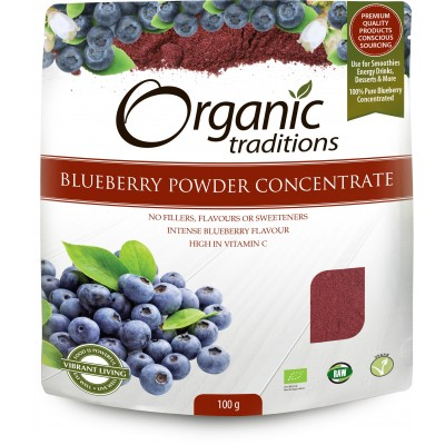 Organic Freeze Dried Blueberry Powder