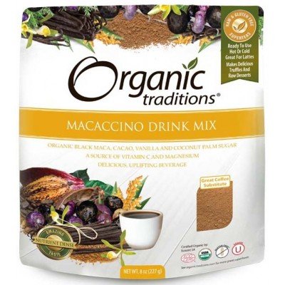Organic Macaccino Drink Mix