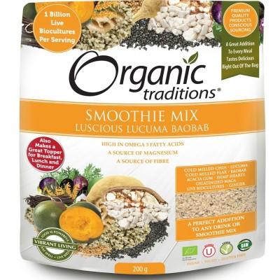 Organic Luscious Lucuma with Probiotics