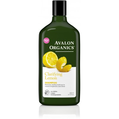 Lemon Clarifying Shampoo