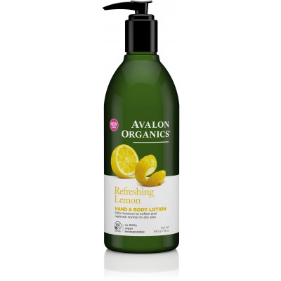 Lemon Hand and Body Lotion