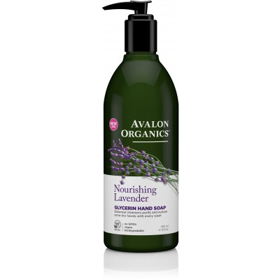 Lavender Glycerin Hand Soap