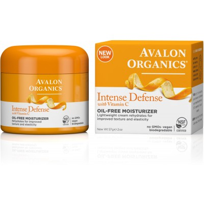 Intense Defense Oil-Free Moisturizer