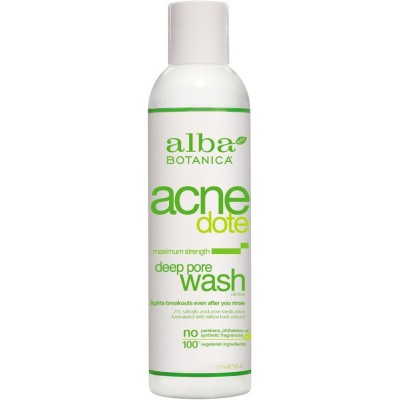Acne Deep Pore Wash