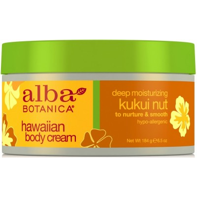 Kukui Nut Body Cream