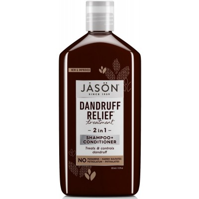 Dandruff Relief 2 in 1 Treatment Shampoo + Conditioner
