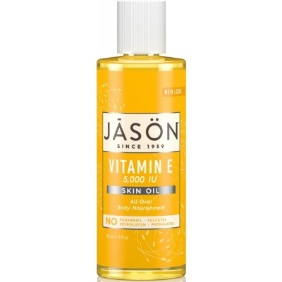 Organic Vitamin E Oil 5000IU