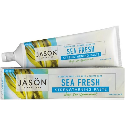 Sea Fresh Antiplaque & Strengthening Toothpaste