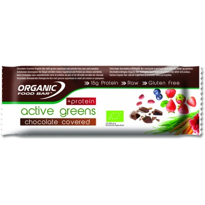 Active Greens Chocolate Covered Protein 68g