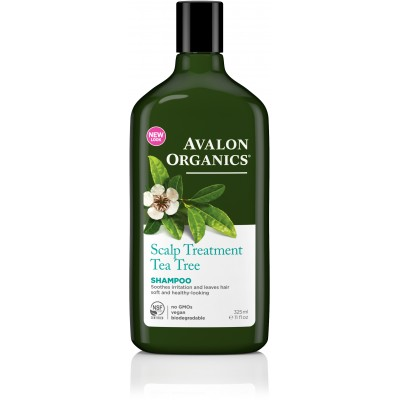 Tea Tree Scalp Treatment Shampoo