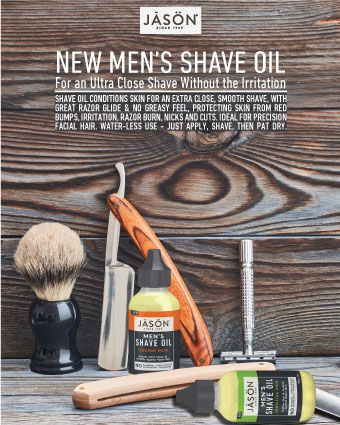 View Men's Shave Oil